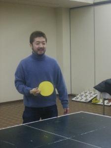 Nujabes es un gran fan del ping pong